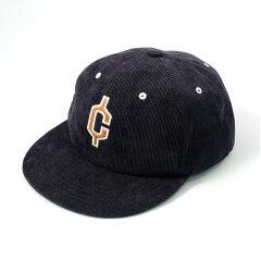 C CORD FLAT V.CAP フリー NVY