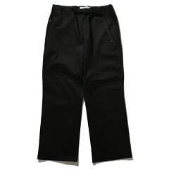 AWESOME PANTS WIDE CHINOS S BLACK