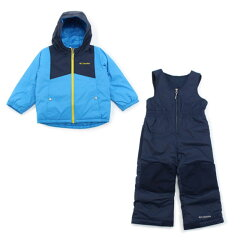 DOUBLE FLAKE SET(ダブルフレークセット) Kid's 3T 480(Collegiate Navy)