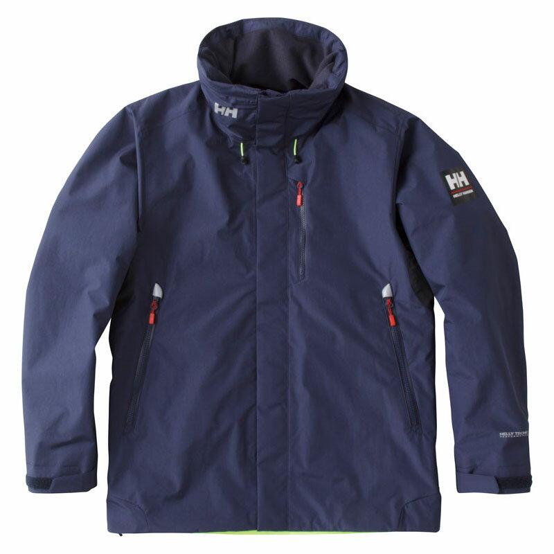 HELLY HANSEN(ヘリーハンセン) Alviss Race Jacket(アルヴィース レース ジャケット) Men's S HB(ヘリーブルー) HH11757