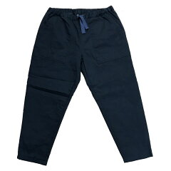 Quilted Fatigue Pants M B02(ブラック)
