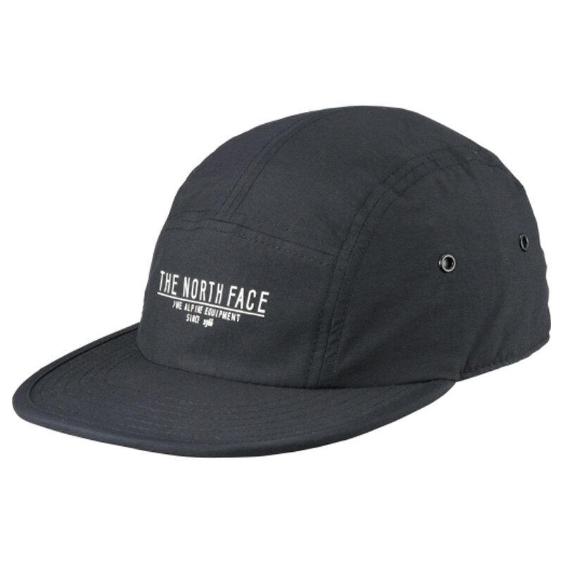 【送料無料】THE NORTH FACE(ザ・ノースフェイス) FIVE PANEL CAP フリー K(ブラック) NN01825【SMTB】