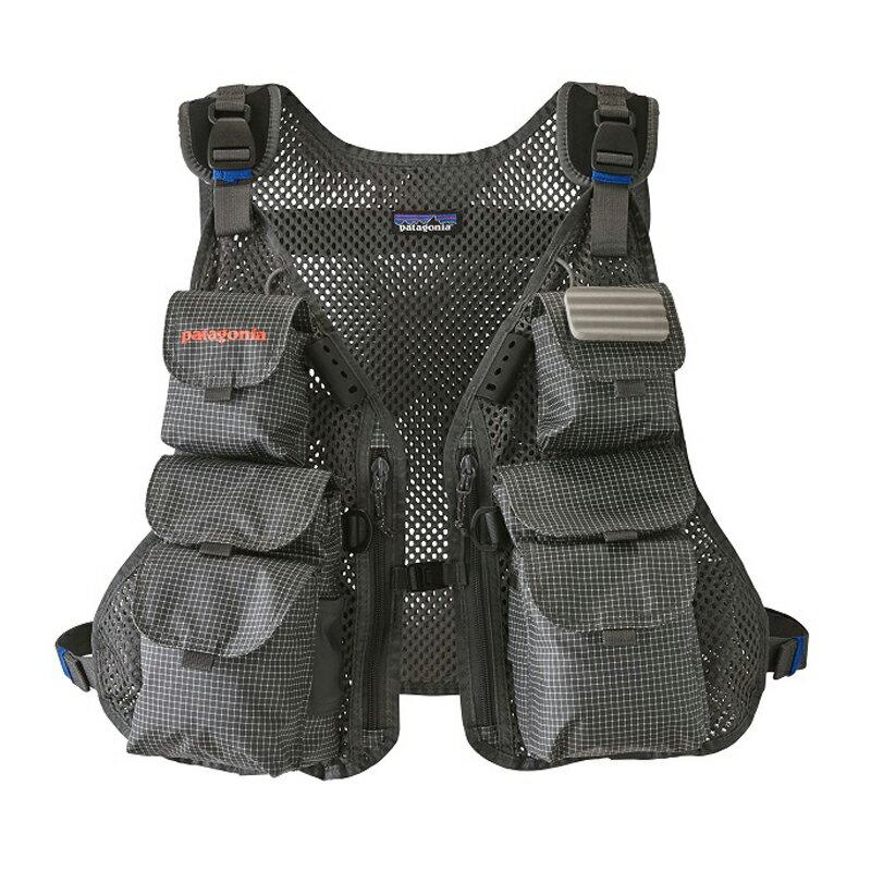 【送料無料】パタゴニア(patagonia) Convertible Vest(コンバーティブル ベスト) ワンサイズ FGE(Forge Grey) 81916【あす楽対応】