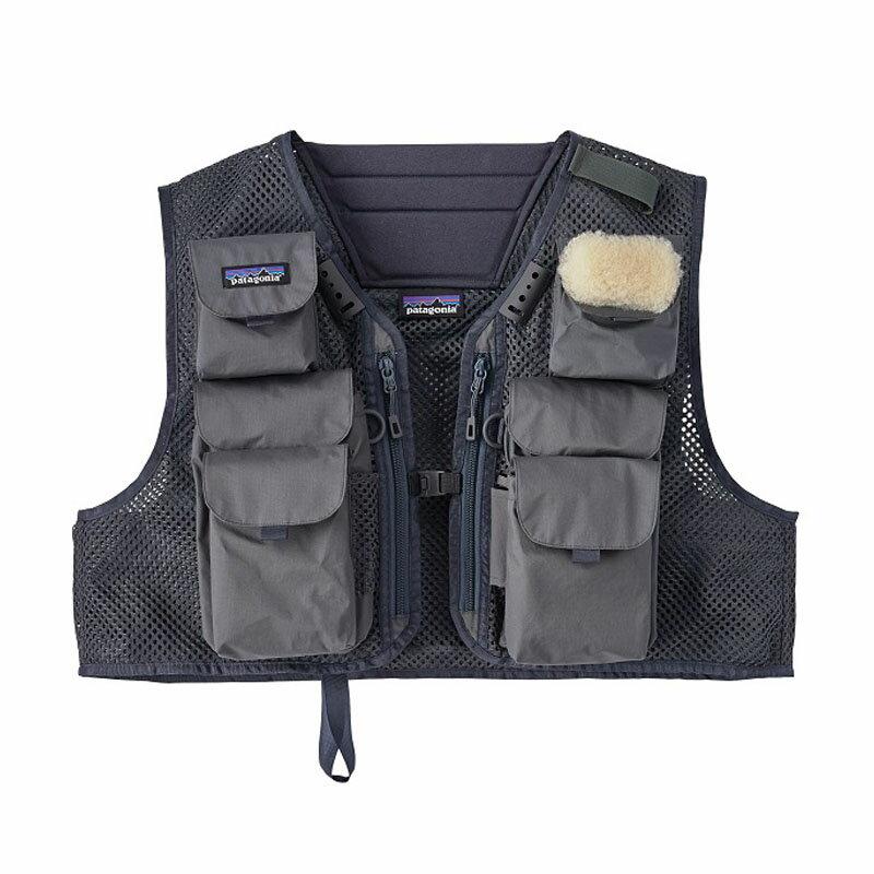 【送料無料】パタゴニア(patagonia) Mesh Master II Vest(メッシュマスターII ベスト) L FGE(Forge Grey) 81961【SMTB】
