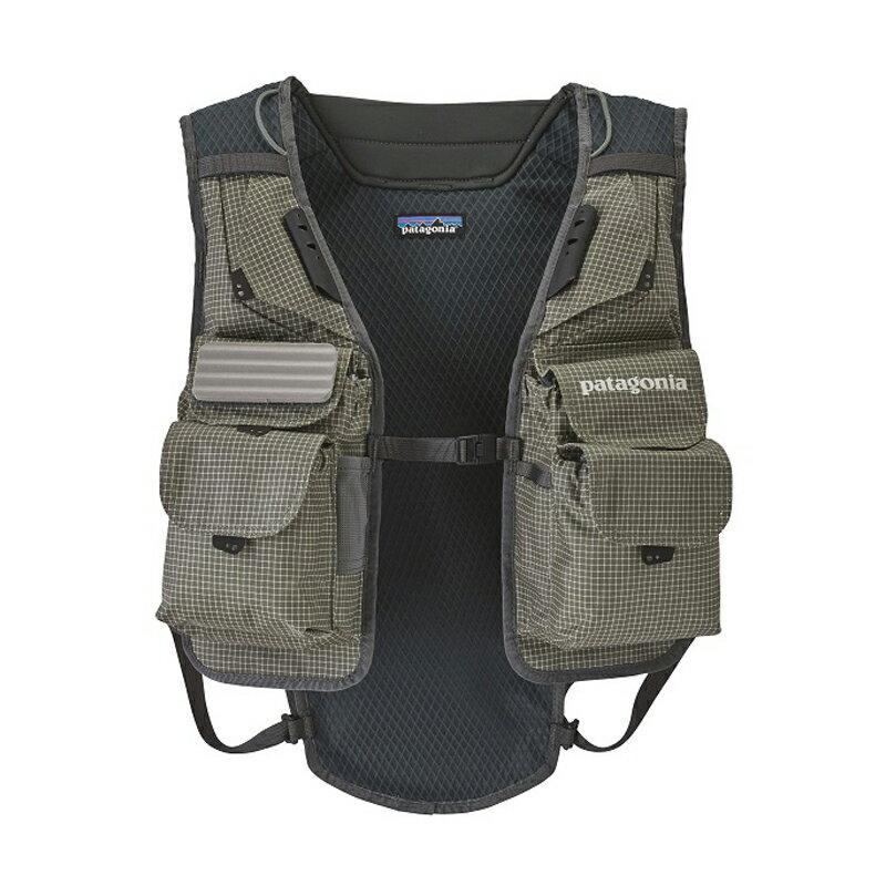 【送料無料】パタゴニア(patagonia) Hybrid Pack Vest(ハイブリッド パック ベスト) S LBOG(Light Bog) 89166【あす楽対応】