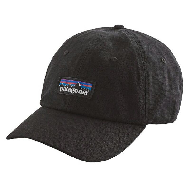 【送料無料】 パタゴニア(patagonia) P−6 Label Trad Cap(P−6 ラベル トラッド キャップ) Men's ワンサイズ BLK(Black) 38207【SMTB】
