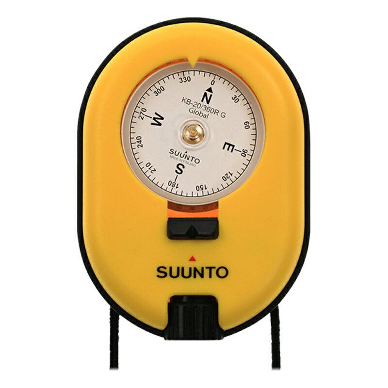 SUUNTO(スント) KB−20/360R G YELLOW COMPASS YELLOW SS020419000