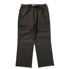 AWESOME WIDE 4/5 LENGTH M CHINOS CHARCOAL