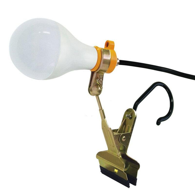 富士倉(フジクラ) LED−15Wクリップランプ KY−15W