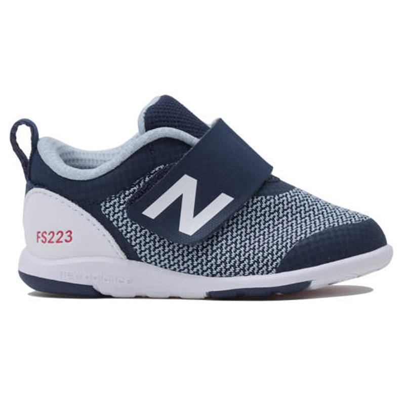 new balance(ニューバランス) FS223 KIDS LIFESTYLE 13.5cm NAVY FS223 NVI