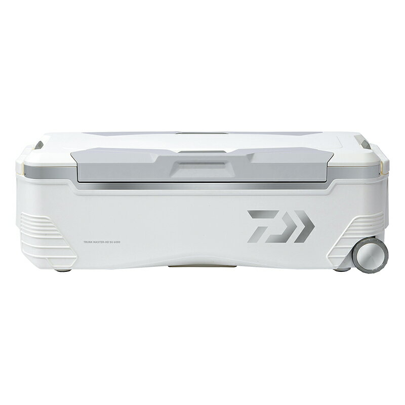 ダイワ(Daiwa) トランクマスター HD SU 6000 60L シルバー 03302061【あす楽対応】
