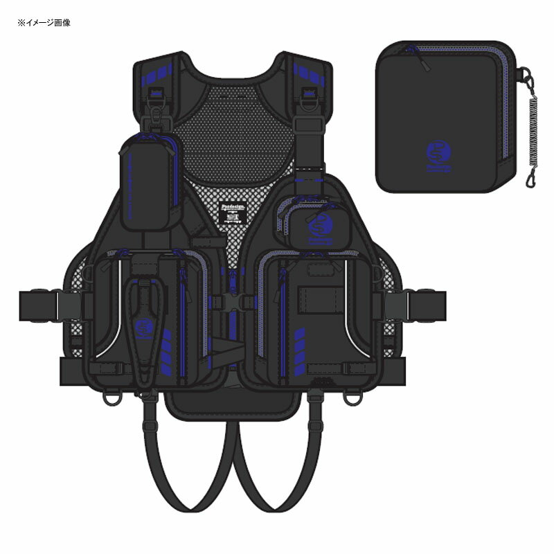 パズデザイン PSL コンプリートIV フリー ブラックブルー SLV-020
