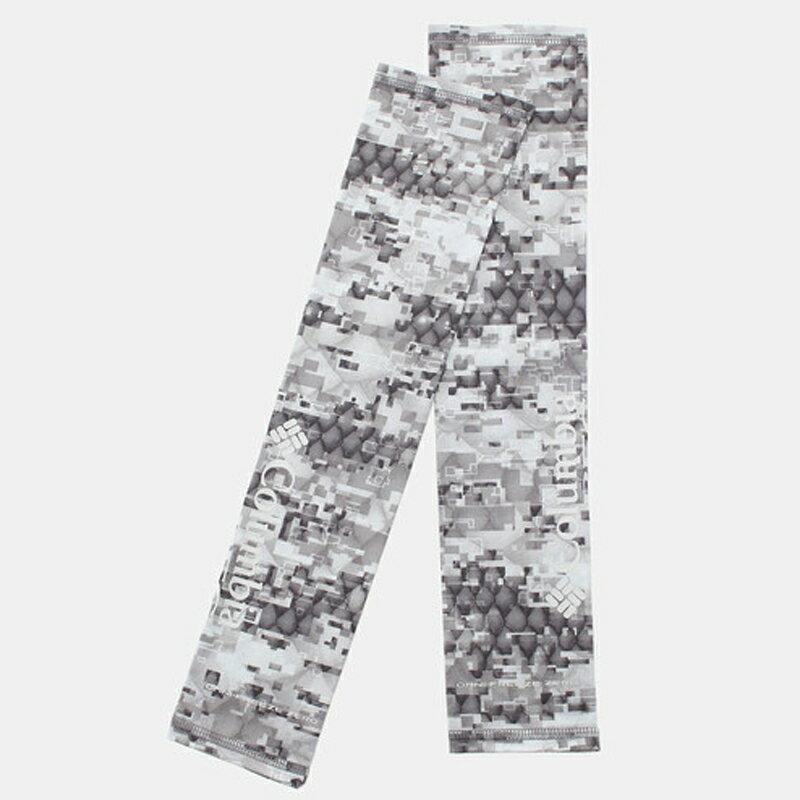 Columbia(コロンビア) FREEZER ZERO ARM SLEEVES(フリーザー ゼロ アーム スリーブ) S/M 030(Charcoal Digi Print) SU9090