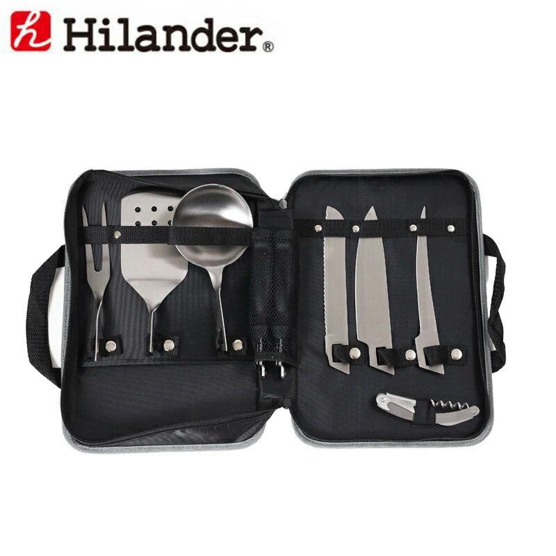 Hilander(ハイランダー) キッチンツールセット HCA0155【あす楽対応】