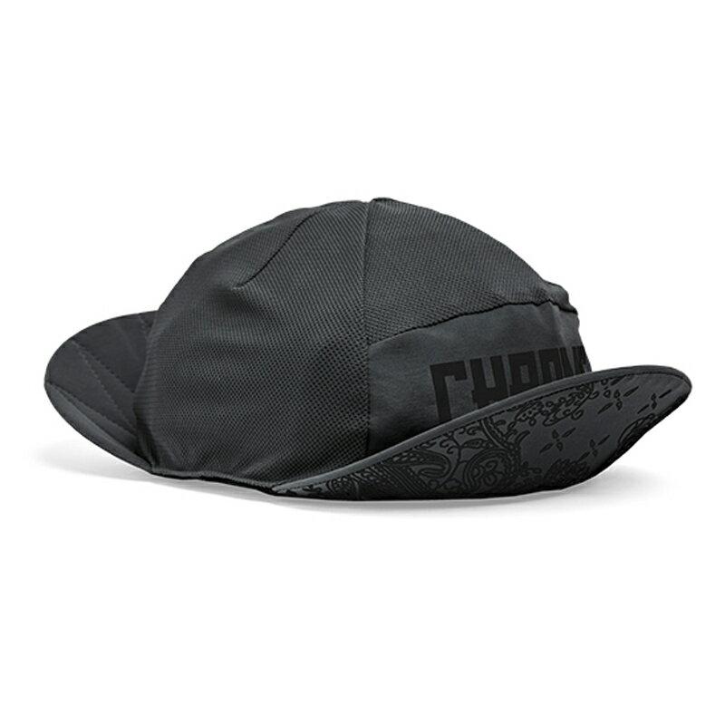 CHROME(クローム) BIKE MOUNTAIN CAP (CHERPA) F BLACK JP041BK【あす楽対応】