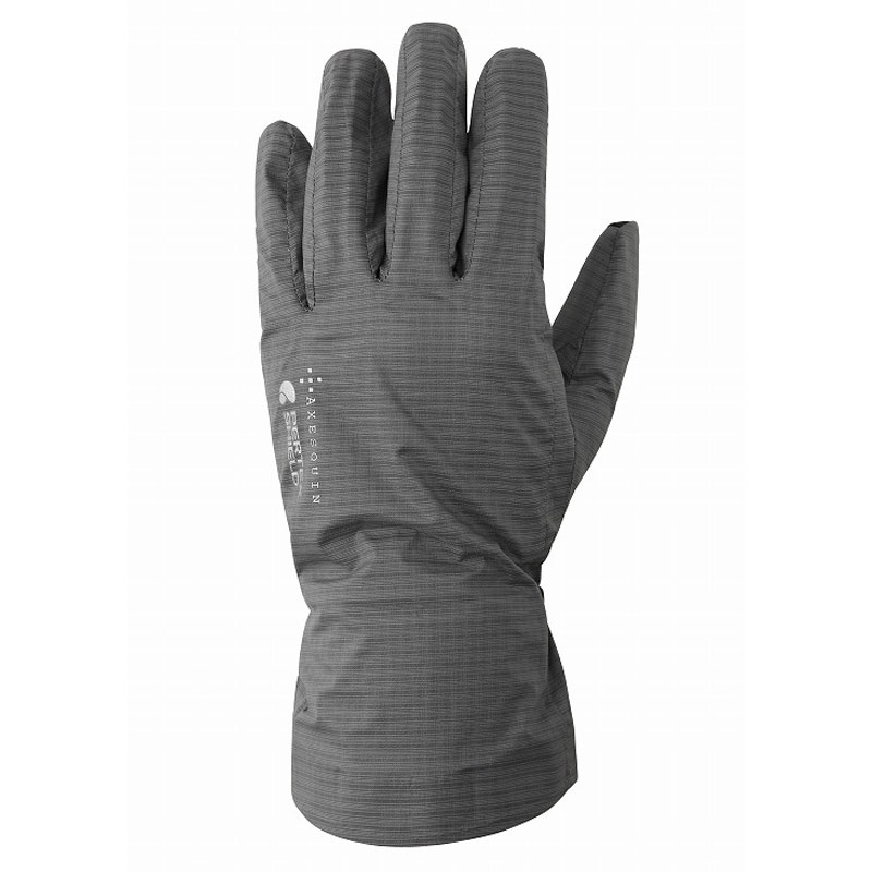 アクシーズクイン(AXESQUIN) Light Shell WP Glove L スネズ RG3573