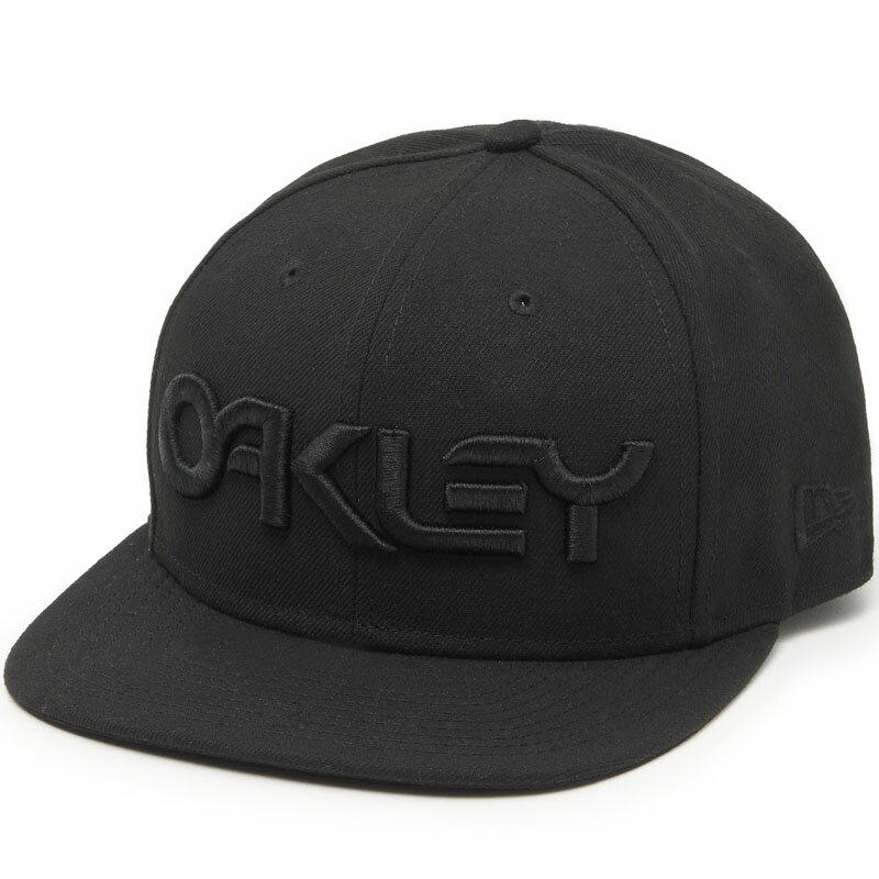 OAKLEY(オークリー) MARK II NOVELTY SNAP BACK ONE 001 BLACK 911784-001【あす楽対応】