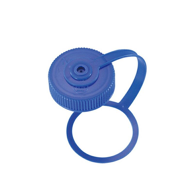nalgene(ナルゲン) 広口 0.5L用ループキャップ ブルー 90056【あす楽対応】