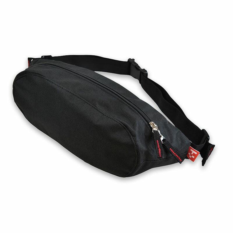 フエルコ(Huerco) トラベルウエストバッグ 2.5L ブラック 220673
