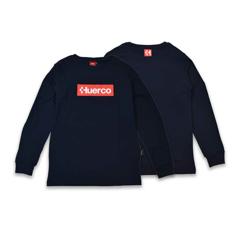 フエルコ(Huerco) CORDURA ロングスリーブTシャツ XXL ダークネイビー 111151