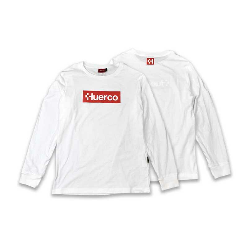 フエルコ(Huerco) CORDURA ロングスリーブTシャツ S オフホワイト 111014