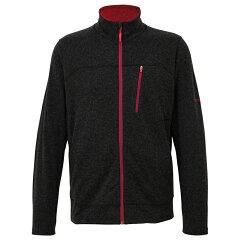 クライム ウール ストレッチ ジャケット メンズ L BK(ブラック)