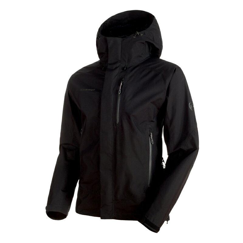 MAMMUT(マムート) Ayako Pro HS Hooded Jacket Men's L black 1010-26740【あす楽対応】