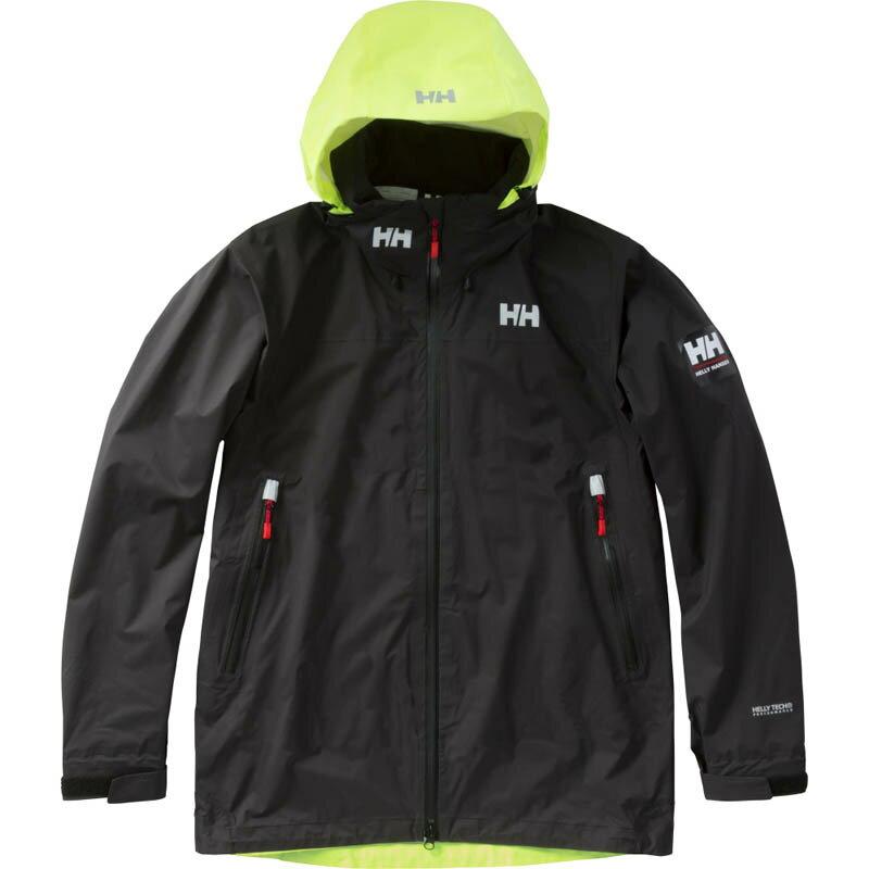 HELLY HANSEN(ヘリーハンセン) HH11800 Alviss Light Jacket(アルヴィース ライト ジャケット)Men's XL K(ブラック)