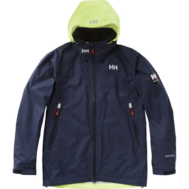【送料無料】HELLY HANSEN(ヘリーハンセン) HH11800 Alviss Light Jacket(アルヴィース ライト ジャケット)Men's L HB(ヘリーブルー)