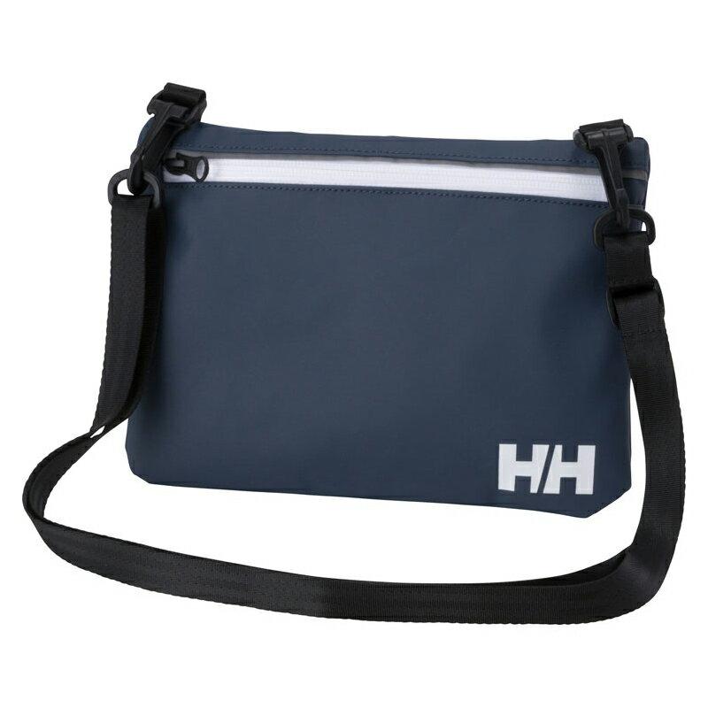 【送料無料】HELLY HANSEN(ヘリーハンセン) HY91887 Aker Sacoche(アーケルサコッシュ) DN(ディープネイビー)