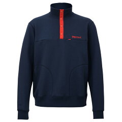 Sweat Snap Shirt(スウェットスナップシャツ) Men's M ANV(アークティックネイビー)