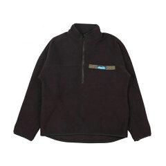 Freece Throw shirts(フリース スロー シャツ) メンズ L Black