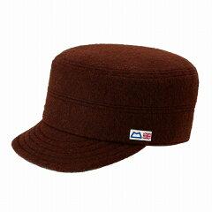 Betws-y-Coed Cap (Solid) ワンサイズ ブラウン