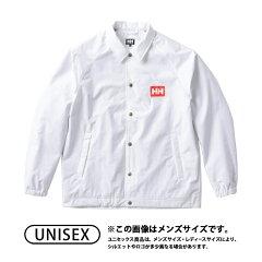 HE11871 バブル コーチ ジャケット M W(ホワイト)