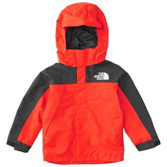 MOUNTAIN JACKET Kid's 130cm FR(ファイアリーレッド)