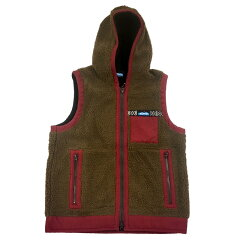 Shasta Vest Men's M Brown