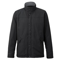 WOOLWRAP CRAFTSMAN JACKET L black