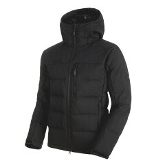 SERAC IN Hooded Jacket Men's L black