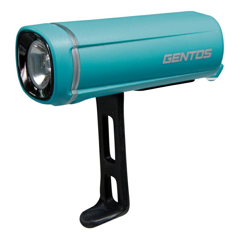 GENTOS(ジェントス) バイクライト TB(ターコイズブルー) BL-500TB