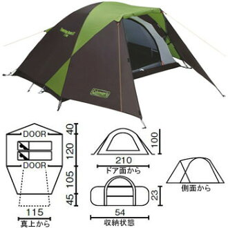Coleman (Coleman) touring dome ST 170T16400J