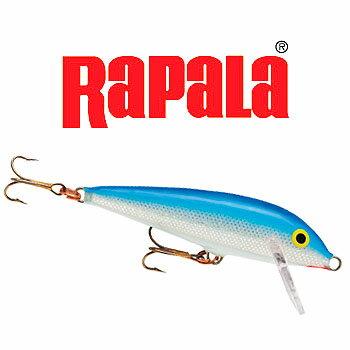 Rapala(ラパラ) カウントダウン 30mm B(ブルー) CD-3