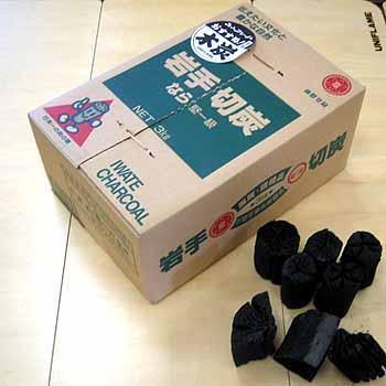 ユニフレーム(UNIFLAME) ユニフレーム推奨 岩手切炭 3kg 256859【あす楽対応】