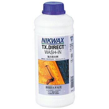 ニクワックス TXダイレクトWASH−IN(洗濯式)1リットル EBE253【あす楽対応】
