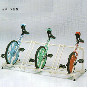 トーエイライト 一輪車ラックYZ5【代引不可】 T-2311