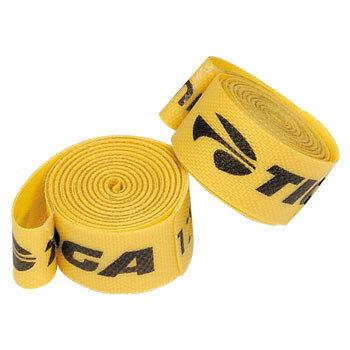 TIOGA(タイオガ) ナイロン リム テープ 17mmX20インチ イエロー TIF01600【あす楽対応】