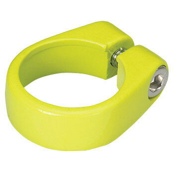GIZA PRODUCTS(ギザプロダクツ) アルミ シート クランプ レモングリーン SPC01805
