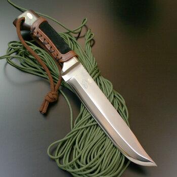 TSUGE(柘植) アンカライトナイフ (山人刀) 片刃 大 TG-5