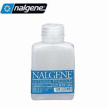 nalgene(ナルゲン) 広口長方形ボトル125ml 125ml 90204【あす楽対応】