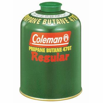 Coleman(コールマン) 純正LPガス燃料[Tタイプ]470g 5103A470T【あす楽対応】