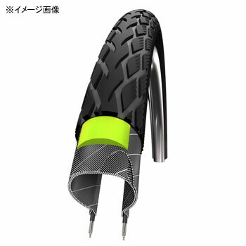 SCHWALBE(シュワルベ) 【正規品】マラソン 20x1.50 ブラックリフレックス 11100148